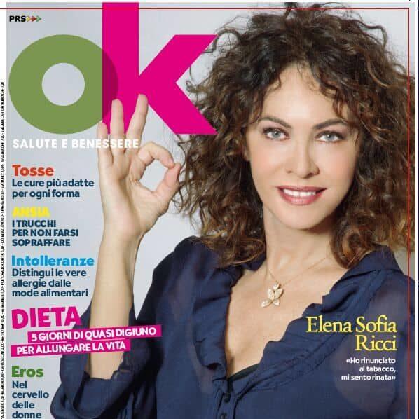 OK – Elena Sofia Ricci
