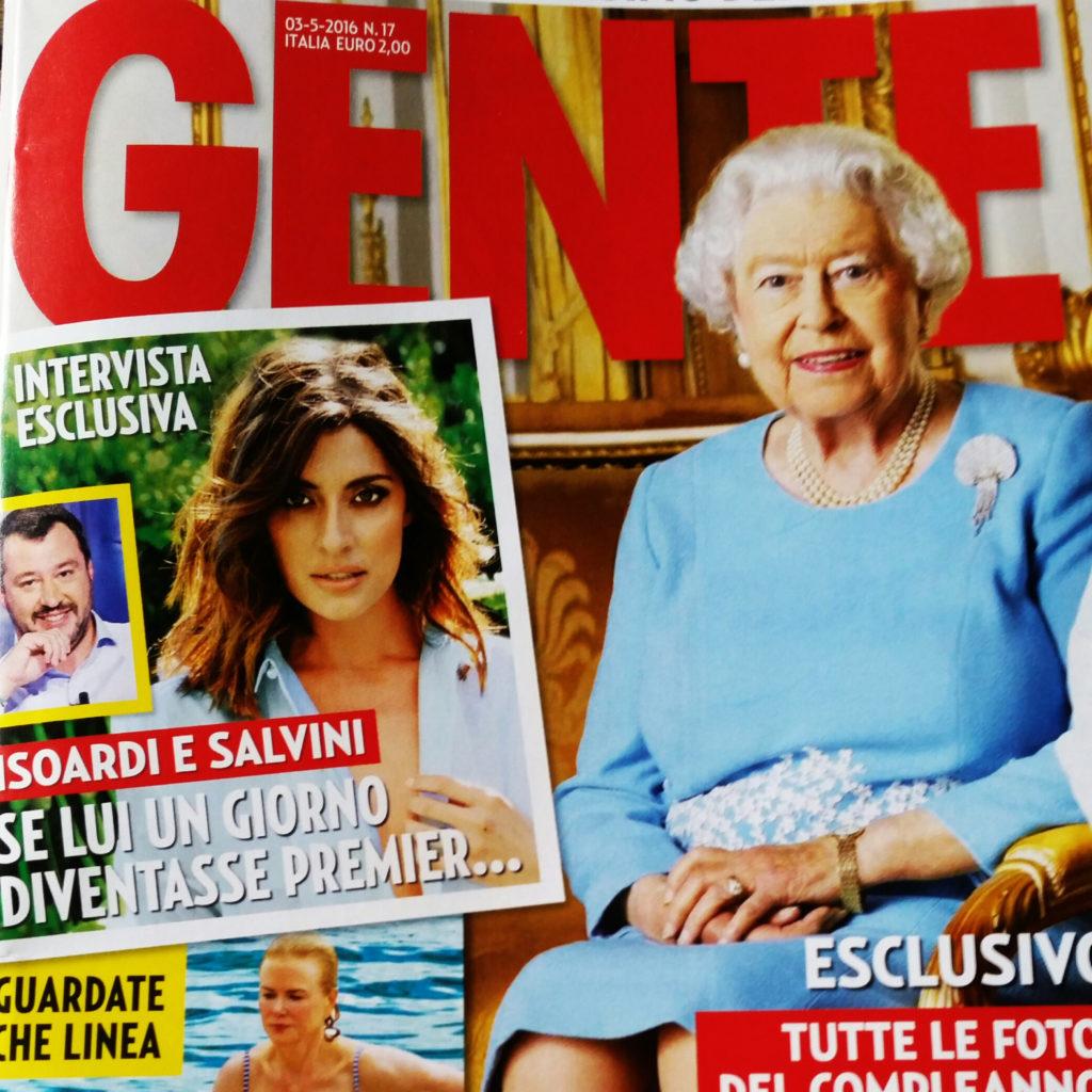GENTE – Elisa Isoardi